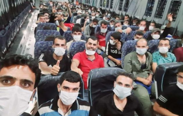 Τζιχαντιστές από τη Συρία πολεμάνε ενάντια στους Αρμένιους – Από τις 19/8 είχαμε γράψει (βίντεο)