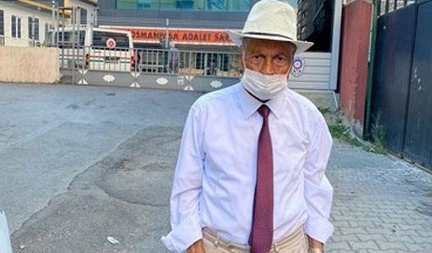 88χρονος Τούρκος φυλακίστηκε γιατί προσέβαλλε κρατικό αξιωματούχο