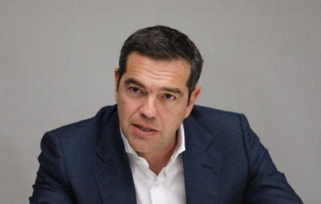 Τσίπρας: Η Αριστερά απέδειξε ότι μπορεί να σώσει τη χώρα από την καταστροφή και θα το ξανακάνει