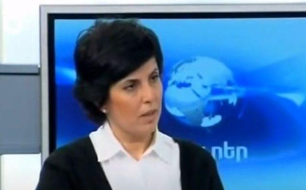 Βέρα Γιακουμπιάν: Η Αρμενία να συμμαχήσει με τον αραβικό κόσμο απέναντι στην Τουρκία