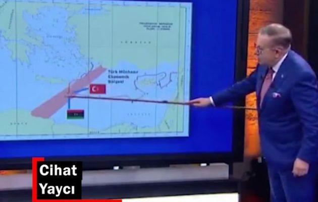 Τζιχάτ Γιαϊτζί: Τα κοιτάσματα Ν/Α της Κρήτης καλύπτουν τις ανάγκες της Τουρκίας για 572 χρόνια
