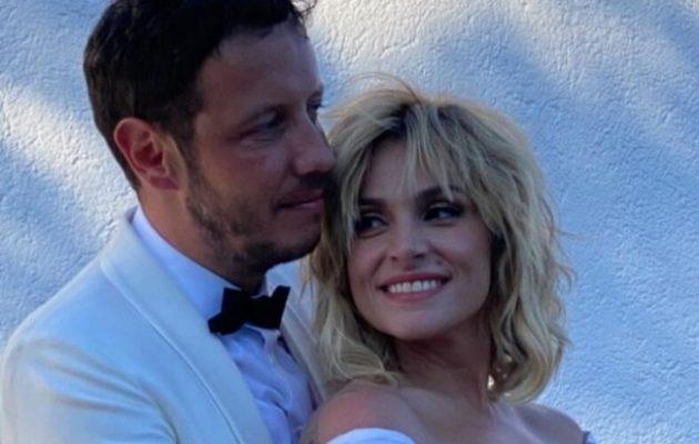 Παντρεύτηκε η Ελεωνόρα Ζουγανέλη – Ο γάμος έγινε στις Σπέτσες