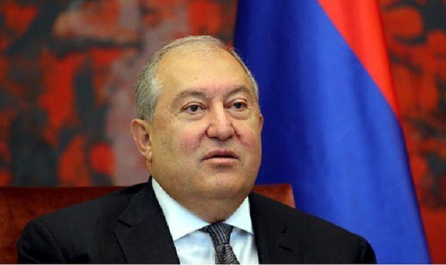 Πρόεδρος Αρμενίας: Η Τουρκία συμπεριφέρεται σαν καουμπόης – Στηρίζει τζιχαντιστές σε Λιβύη-Αρμενία