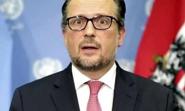 Θετικός στον κορωνοϊό ο Υπουργός Εξωτερικών της Αυστρίας