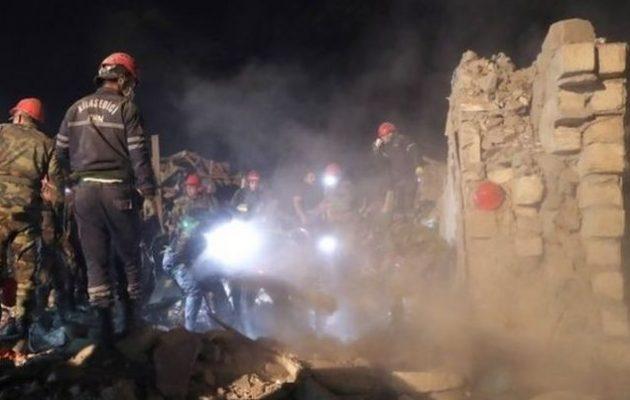 Το Αζερμπαϊτζάν παραβίασε την εκεχειρία και βομβάρδισε στο Ναγκόρνο Καραμπάχ