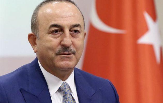 Πιέζουν οι Τούρκοι για συνάντηση Μητσοτάκη-Ερντογάν πριν τους καταστρέψει ο Μπάιντεν – Τι είπε ο Μεβλούτ