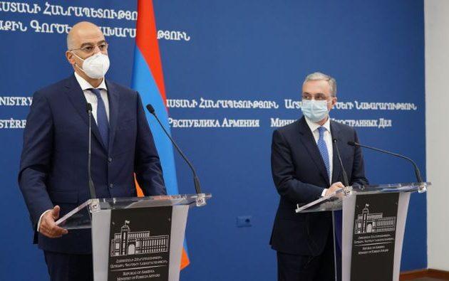 Νίκος Δένδιας: Η Τουρκία να κριθεί από τις πράξεις της – Καμία ανοχή σε προσβολές
