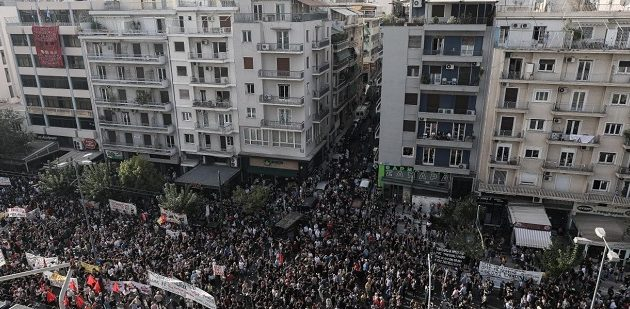 Τι απάντησαν Χαρδαλιάς-Μαγιορκίνης για τους διαδηλωτές στο Εφετείο την Τετάρτη