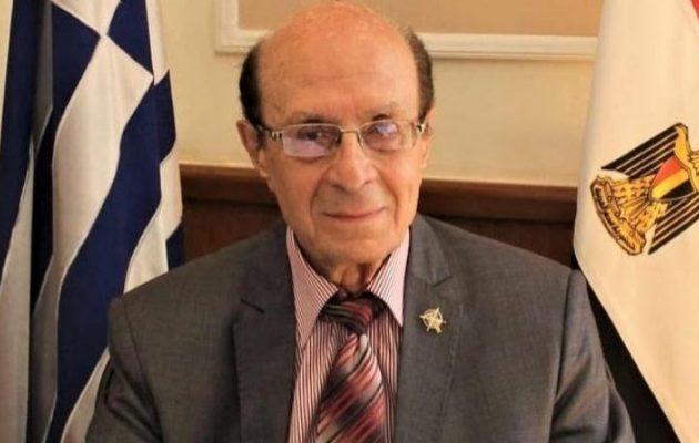 Πέθανε από επιπλοκές του κορωνοϊού ο 83χρονος πρόεδρος της Ελληνικής Κοινότητας Αλεξάνδρειας