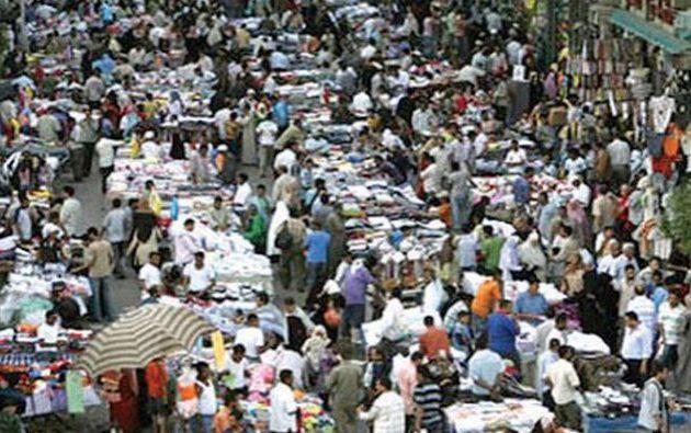 Ο υπερπληθυσμός δεν αφήνει την Αίγυπτο «να σηκώσει κεφάλι» – Δεν τον προφταίνει η ανάπτυξη