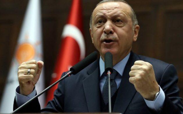 Λύκος με προβιά προβάτου η Τουρκία παριστάνει τη «διπλωμάτισσα» ενώ είναι προβοκατόρισσα