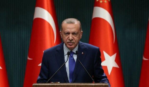 Προσάρτηση των κατεχόμενων της Κύπρου στην Τουρκία ο απώτερος στόχος Ερντογάν