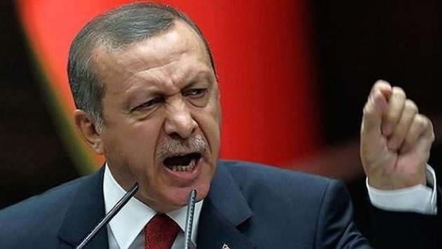 Η χρήση στρατιωτικής ισχύος από τον Ερντογάν για να πετύχει τους σκοπούς του έχει θορυβήσει τη Δύση