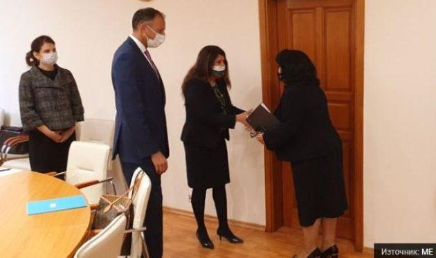 Ο Φάνον έριξε πολύ «ξύλο» στους Βούλγαρους για Balkan Stream και πυρηνικό σταθμό στο Μπέλενε