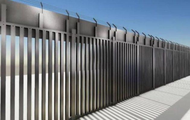 Πώς θα είναι ο «Φράχτης του Έβρου» – Οικονόμου: «Εθνικό και ευρωπαϊκό καθήκον»