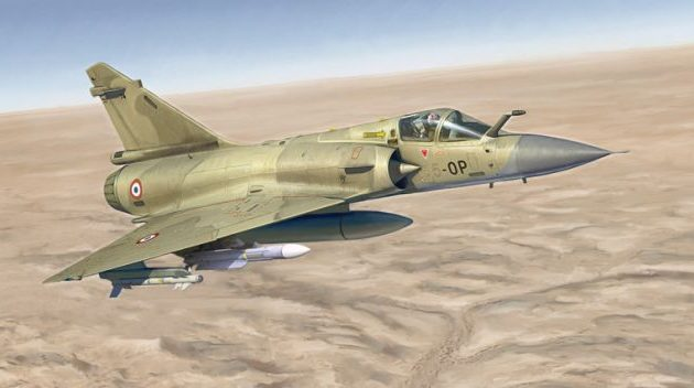 Γαλλικά αεροπλάνα βομβάρδισαν το Ισλαμικό Κράτος στο ανατολικό Ιράκ
