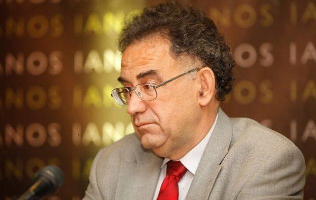 Πέθανε ο δημοσιογράφος Γιώργος Δελαστίκ