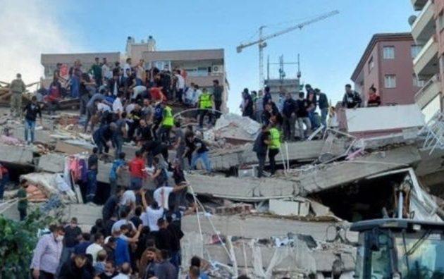 Σεισμός: 35 οι νεκροί στην Τουρκία – 243 νοσηλεύονται