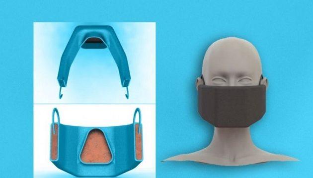 Αμερικανοί επιστήμονες ανακάλυψαν μάσκα που παγιδεύει και σκοτώνει τον κορωνοϊό