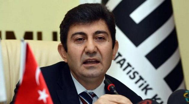 Πρώην επικεφαλής στατιστικής: Η Τουρκία απειλείται από ξαφνική ισοπέδωση της αξιοπιστίας της