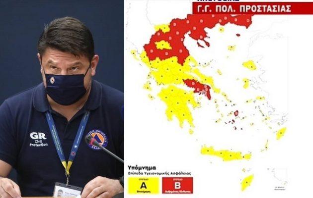 Κορωνοϊός: Αναλυτικά όλα τα μέτρα που θα εφαρμοστούν στις δυο ζώνες επικινδυνότητας στην Ελλάδα