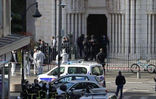 Γυναίκα αποκεφαλισμένη – Τρεις οι νεκροί από την επίθεση τζιχαντιστή στη Νίκαια