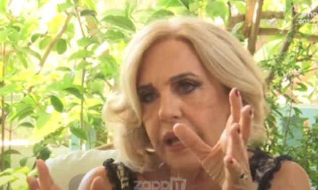 Τι είπε η Λόλα Νταϊφά για Κορομηλά, Παπαδάκη, Μενεγάκη πίσω από τις κάμερες