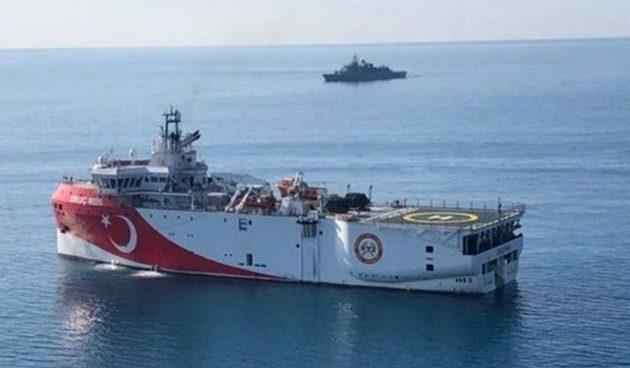 Η Ελλάδα απάντησε με αντί-Navtex στη νέα παράνομη τουρκική Navtex για το «Oruc Reis»