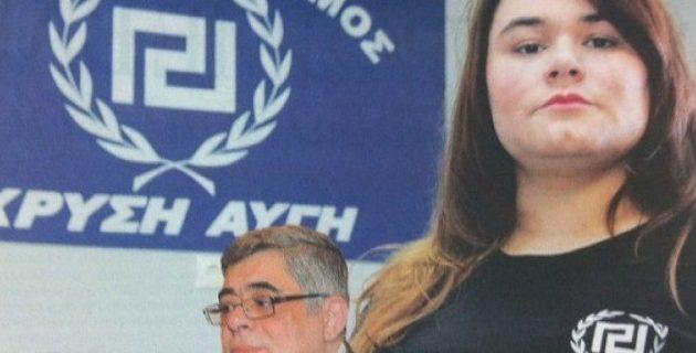 Η κόρη του Μιχαλολιάκου πέταξε νερό σε δημοσιογράφους