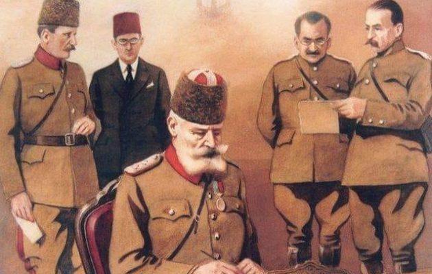 Ο Οθωμανός στρατηγός που παρέδωσε τη Θεσσαλονίκη έγινε Έλληνας