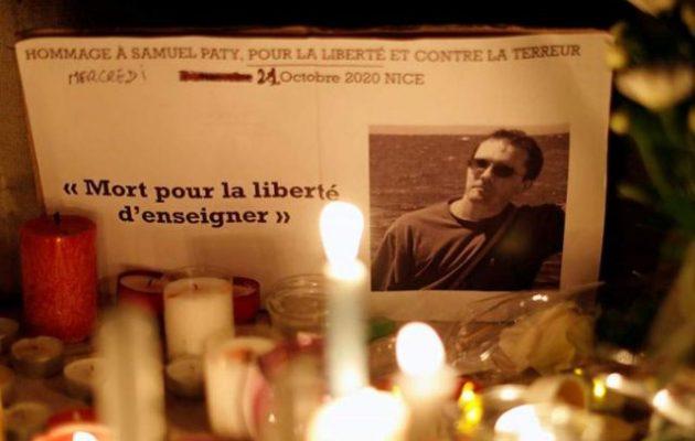Συνελήφθη Μαροκινός στη Βαρκελώνη επειδή επαινούσε τον αποκεφαλισμό του Σαμιουέλ Πατί