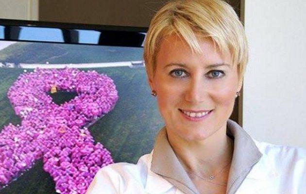Νατάσα Παζαΐτη: Δεν υπάρχει μόνο ο κορωνοϊός – Νέα μέθοδος αποκατάστασης μαστού μετά από μαστεκτομή