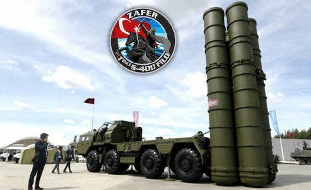 Η Τουρκία δοκιμάζει τους S-400 παρά τις διεθνείς αντιδράσεις