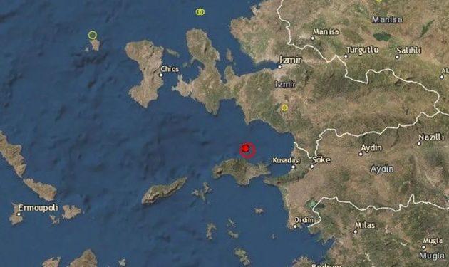 Ισχυρός σεισμός μεγάλης διάρκειας ταρακούνησε την Αθήνα