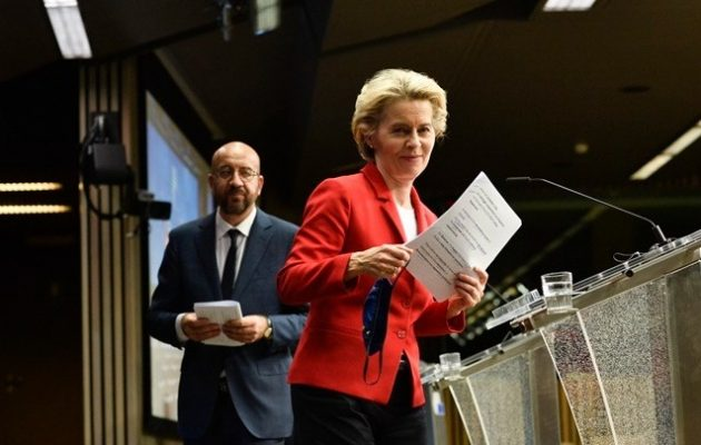 Σύνοδος Κορυφής: Συμφωνία για το κείμενο συμπερασμάτων από την Ελλάδα -Χωρίς σαφή αναφορά για άμεσες κυρώσεις στην Τουρκία