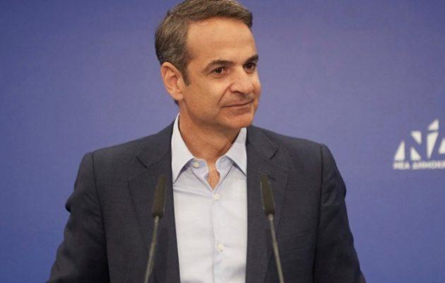 ΣΥΡΙΖΑ: «O μπαταχτσής Μητσοτάκης φορτώνει επιπλέον 30 εκατ. κάθε χρόνο στις πλάτες του λαού»