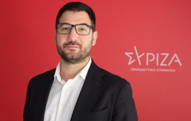 Ηλιόπουλος: Η επιστρεπτέα προκαταβολή να γίνει μη επιστρεπτέα ενίσχυση