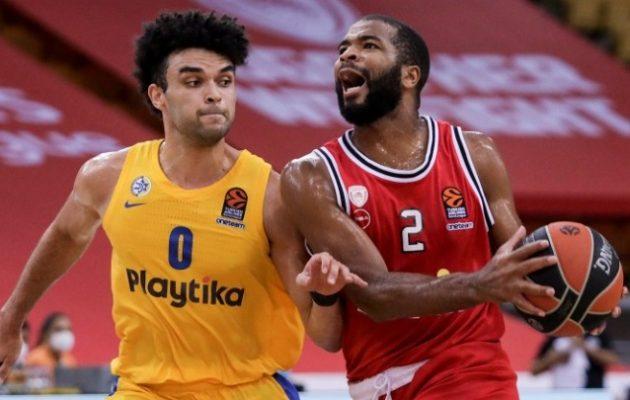 Euroleague: Ο Ολυμπιακός υπέταξε τη Μακάμπι 85-82 με υπογραφή Χάρισον