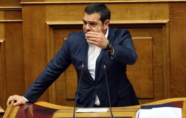 Τσίπρας: Ο πρώτος νόμος που θα καταργήσουμε είναι αυτός του Σταϊκούρα