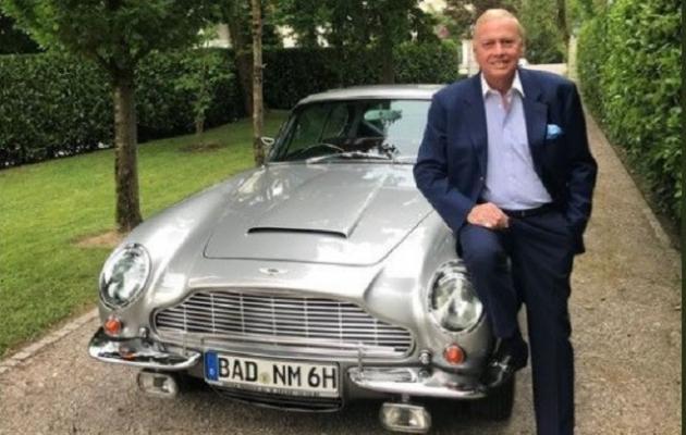 Αντιδήμαρχος Μπακογιάννη: Μου λείπει το σπίτι μου στο Μπάντεν Μπάντεν και η Aston Martin μου