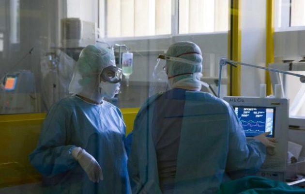Αττική: 111 διασωληνωμένοι ασθενείς εκτός ΜΕΘ – Οι 72 έχουν κορωνοϊό