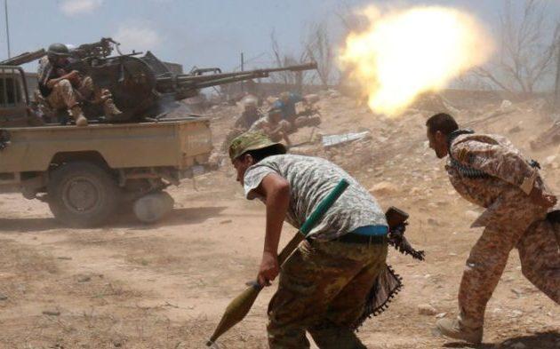 Το Ισλαμικό Κράτος εξαπέλυσε ισχυρές επιθέσεις στον συριακό στρατό στην επαρχία Χάμα