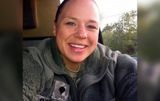 Αυτοκτόνησε Αμερικανίδα στρατιωτικός μετά τον ομαδικό βιασμό της