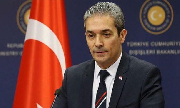 Χακίμ Ακσόι προς ΕΕ: Οι αποφάσεις του ΟΗΕ δεν μας δεσμεύουν – Δύο κράτη στη Κύπρο