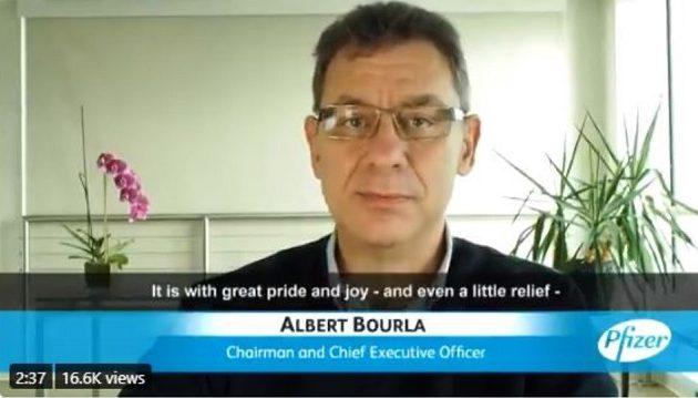 Αλμπέρτος Μπούρλας: Ιστορική ημέρα για την επιστήμη – Θα νικήσουμε (βίντεο)