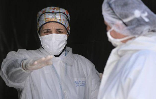 Κορωνοϊός στα Δυτ. Βαλκάνια: Στα πρόθυρα της κατάρρευσης γιατροί και νοσοκομεία