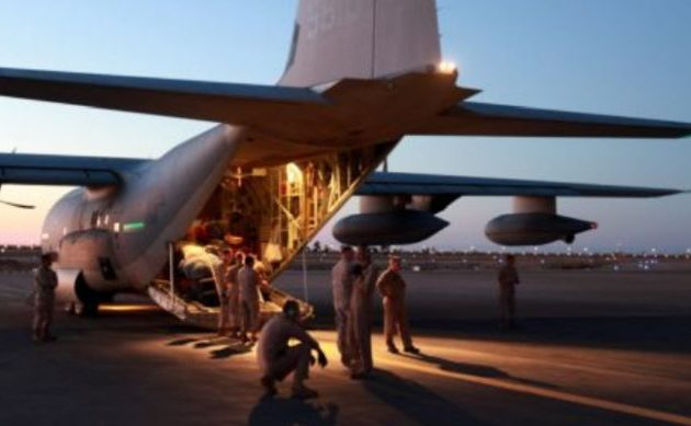 C-130 θα μεταφέρει ασθενείς με κορωνοϊό από τη Μακεδονία στην Αθήνα