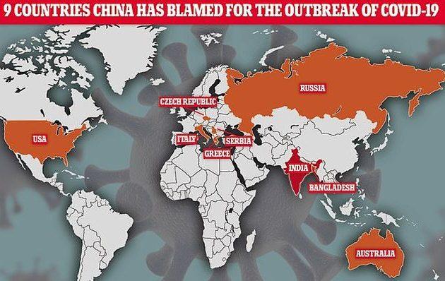 Κινέζοι ερευνητές υποστηρίζουν ότι ο κορωνοϊός προήλθε από την Ελλάδα (ή την Ινδία)