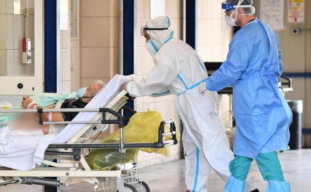 Ιταλία: 251 νέοι θάνατοι και 14.931 νέα κρούσματα το Σάββατο