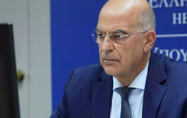 Δένδιας: «Η ΕΕ επέτρεψε στην Τουρκία να καταλήξει σε λάθος συμπεράσματα»